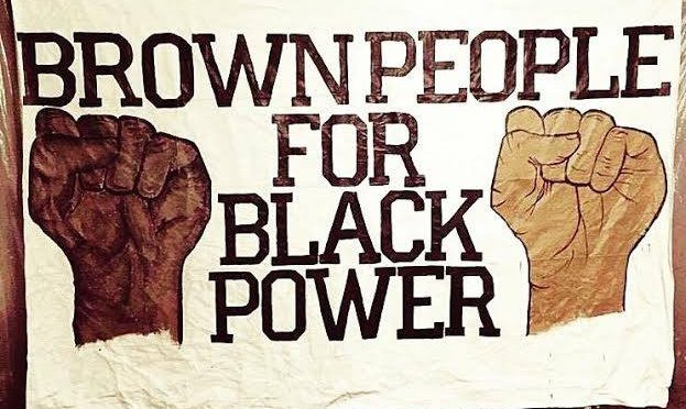 Brown People for Black Power